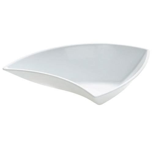 GET ML-215-W 10 oz. San Michele White Bowl - 6/Case