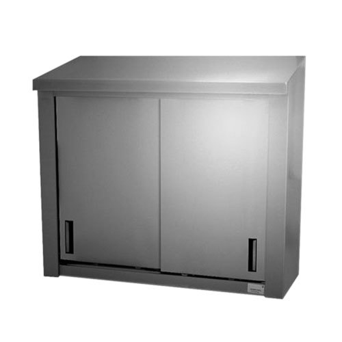 Advance Tabco Wcs 15 60 60 Wall Cabinet With Sliding Doors