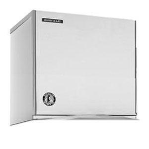 "Hoshizaki KMD-410MWH 22"" Modular Water Cooled Crescent Cube Ice Machine - 440 lb."