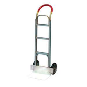 """Winholt 308MR Magnesium Hand Truck with 8"""" Mold-On Rubber Wheels - 400 lb."""