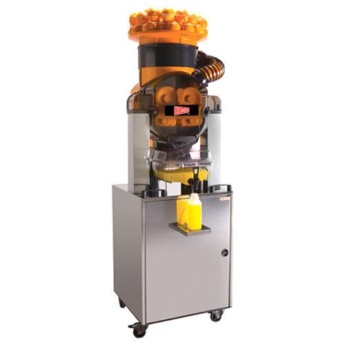 Cecilware jx45af super floor model auto feed orange juice machine 45 oranges minute - Machine a orange pressee ...