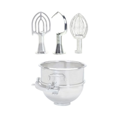 Globe XXHOOK-62 Aluminum Spiral Dough Hook for SP62P 60 Qt. Mixer