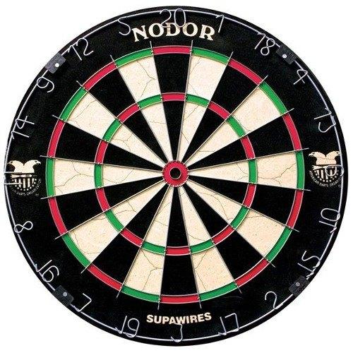 "Nodor ND400 Supawires 18"" x 2"" Bristle Dartboard"
