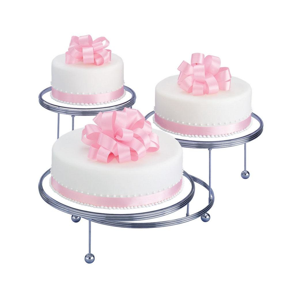 Wilton Cake Stands Wedding Cakes