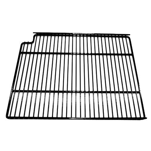 """True 921783 Gray Coated Wire Shelf with Shelf Clips - 19"""" x 16 1/4"""""""
