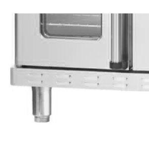Alto-Shaam 5003794 Leg Kit With Bullet Feet for ASC-4E and ASC-4G Series Convection Ovens