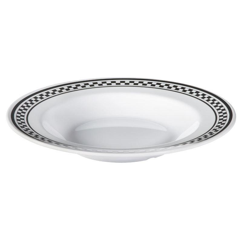 GET B-1611-X 16 oz. Diamond Chexers Bowl - 12/Case