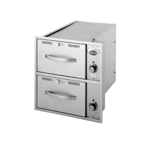 Wells RWN26 2 Drawer Narrow Built-In Warmer - 208/240V Main Image 1