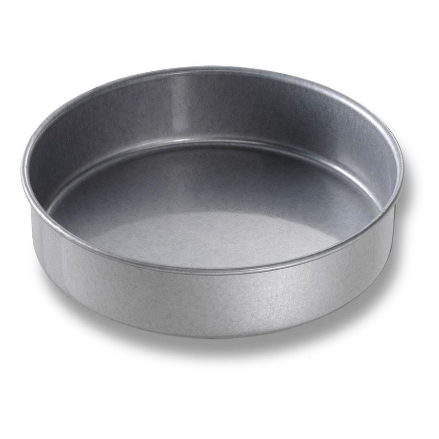 chicago metallic 48020 8 x 2 aluminized steel round cake pan. Black Bedroom Furniture Sets. Home Design Ideas