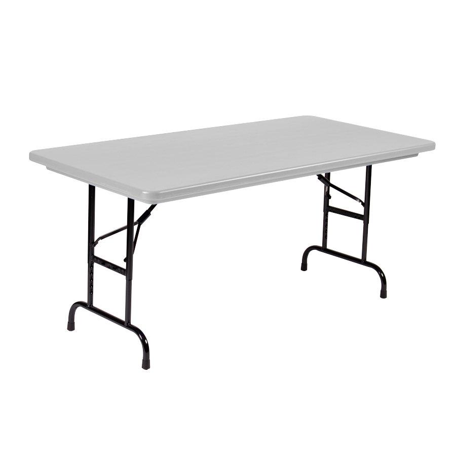 Adjule Height Folding Tables