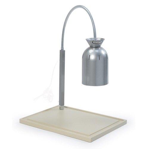 Nemco 6015 Single Bulb Carving Station with Polyethylene Base - 120V, 250W