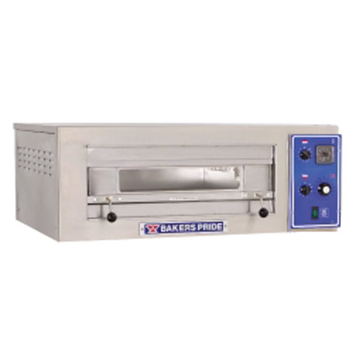 Bakers Pride EB-1-2828 Countertop Electric Pizza Deck Oven - 220/240V, 3 Phase