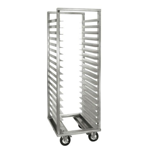 Cres Cor 207-1818-D Deluxe Roll In Refrigerator Rack - 18 Pan Capacity Main Image 1