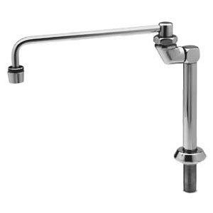 T&S B-2343 Pedestal Mounted Wok Faucet