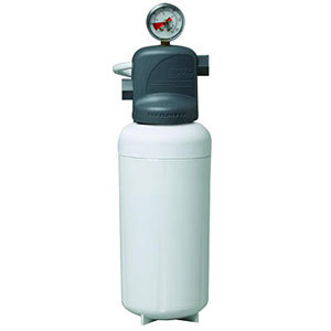 3M Water Filtration Products BEV140 Single Cartridge Cold Beverage Water Filtration System - .2 Micron Rating and 2.1 GPM