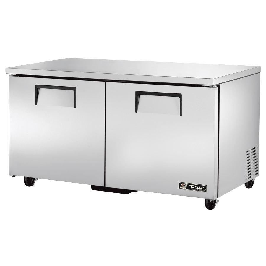 Counter Height Refrigerator And Freezer : true-tuc-60f-ada-60-undercounter-freezer-ada-height.jpg