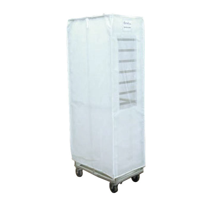 Plate Mate CV 170 Heavy Duty Vinyl Cover for Plate Mate PM120-170 Mobile Plate Rack Main Image 1