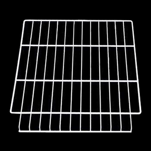 """True 931405 White Coated Wire Shelf with Light - 30 5/8"""" x 22 1/8"""" Main Image 1"""