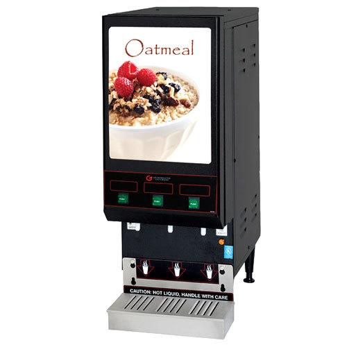 Cecilware GB3 LPO 3 Head Oatmeal Dispenser Main Image 1