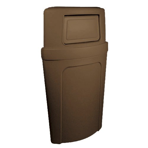 Main picture - Corner wastebasket ...