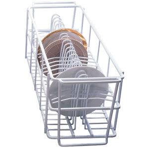 sc 1 st  WebstaurantStore & 10 Strawberry Street DIN20 Catering Plate Rack