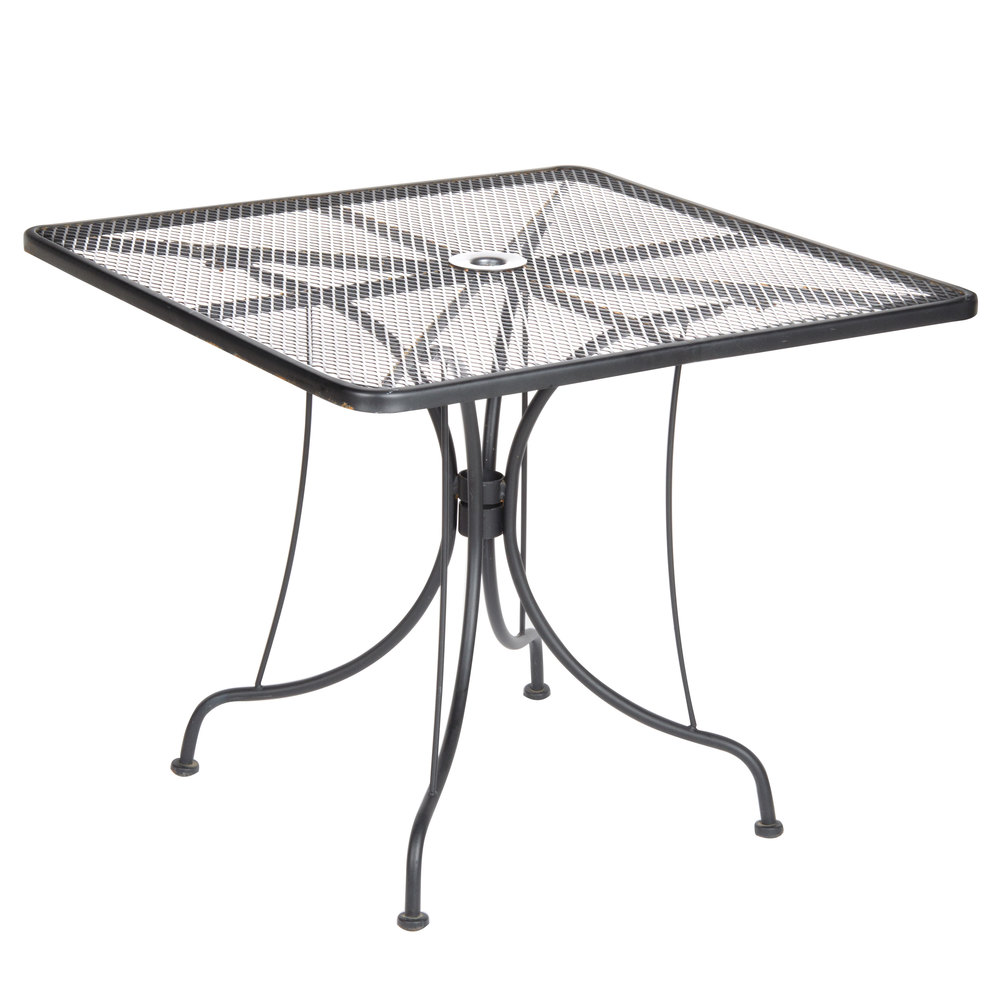 Umbrella size for patio table how to measure patio for Patio table umbrella