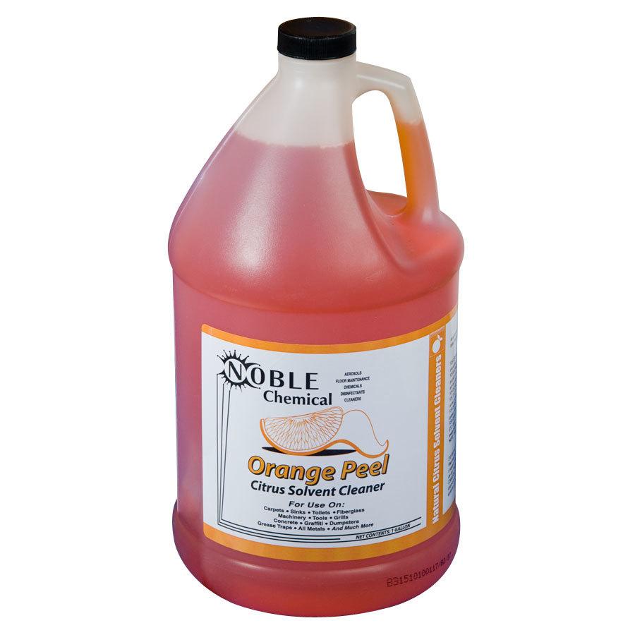 Noble Chemical Orange Peel Citrus Solvent Cleaner Ecolab
