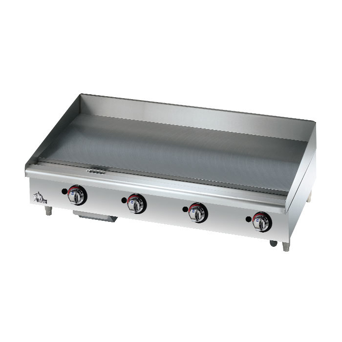 Countertop Stove With Grill : Star 648MF 48