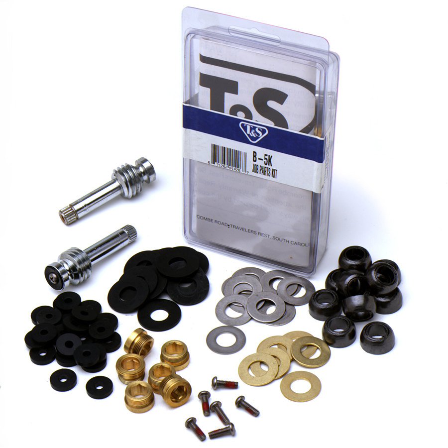 Wall-Mount Faucet Parts and Accessories - WebstaurantStore