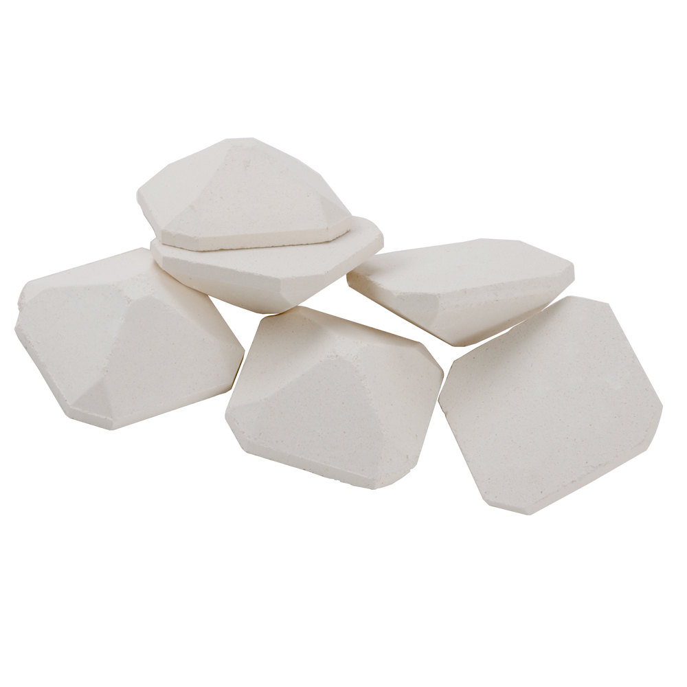 Ceramic Grill Briquettes 50 Box