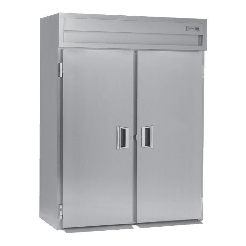 Delfield SAFRI2-S 76.34 Cu. Ft. Two Section Solid Door Roll In Freezer - Specification Line
