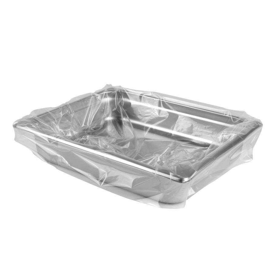 Half Size Shallow Steam Table Nylon Pan Liner 100 Box