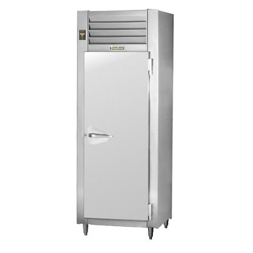 Traulsen RLT126WUT-FHS Stainless Steel 19.1 Cu. Ft. One-Section Solid Door Reach In Freezer - Specification Line