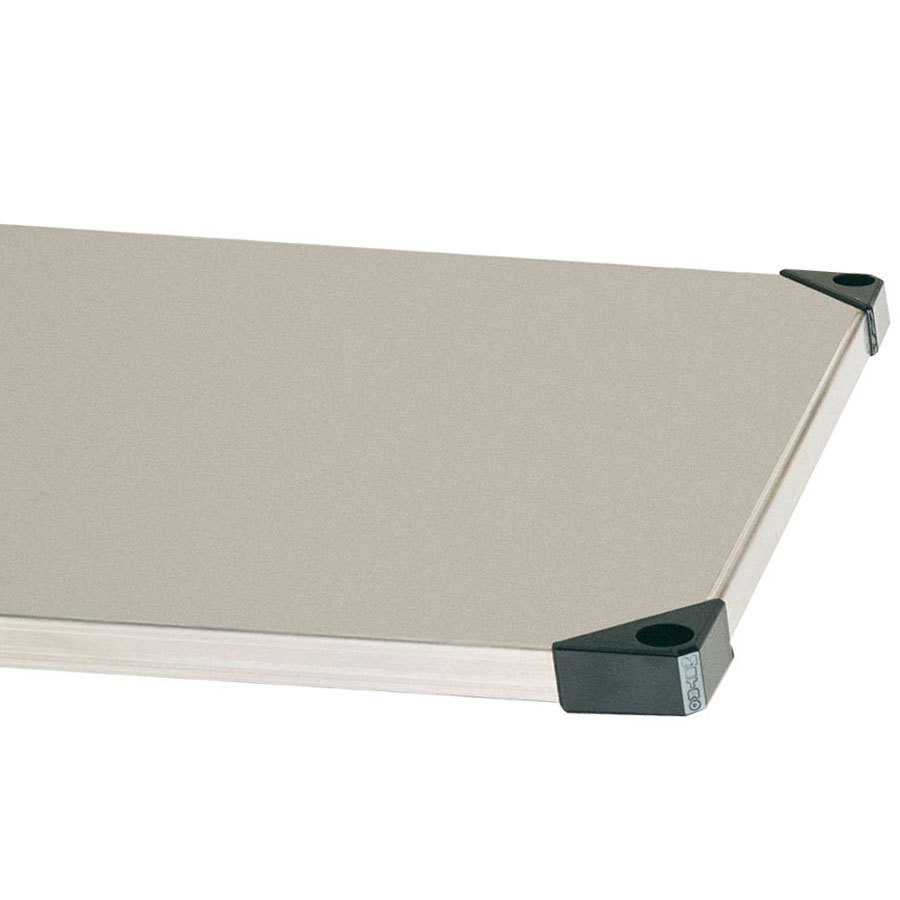 Metro 2124fs 21 X 24 Flat Stainless Steel Solid Shelf