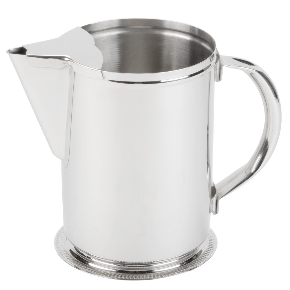 qt stainless steel water pitcher -  stainless steel water pitcher main picture · image preview