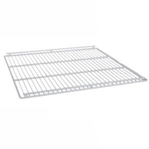 Beverage-Air 403-871D-01 Epoxy Coated Wire Shelf for LV27 and MMR/MMF27 Refrigerated Merchandisers Main Image 1
