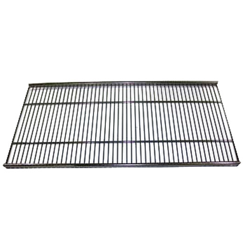 """True 928211 Chrome Wire Shelf with Shelf Clips - 32"""" x 15 3/8"""" Main Image 1"""