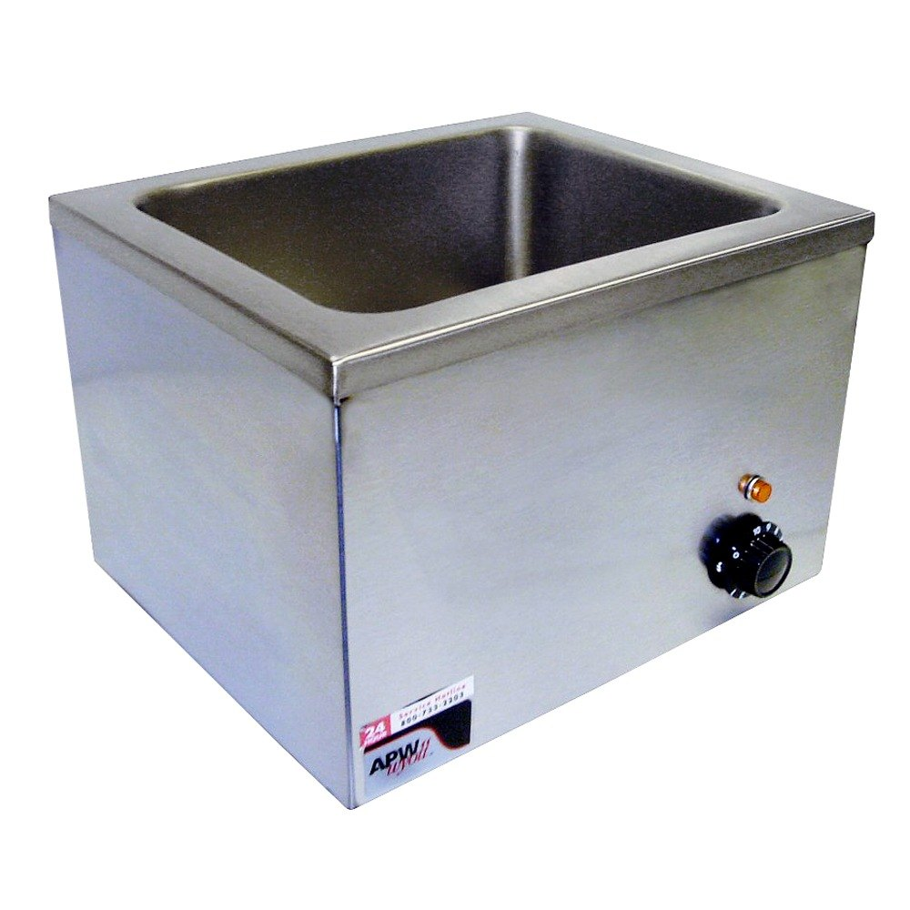APW Wyott W 6 14 X 15 Countertop Food Warmer 120V 800W