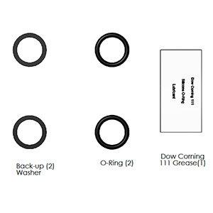 "T&S 014948-45 Replacement Hose Reel ""O"" - Ring Kit Main Image 1"