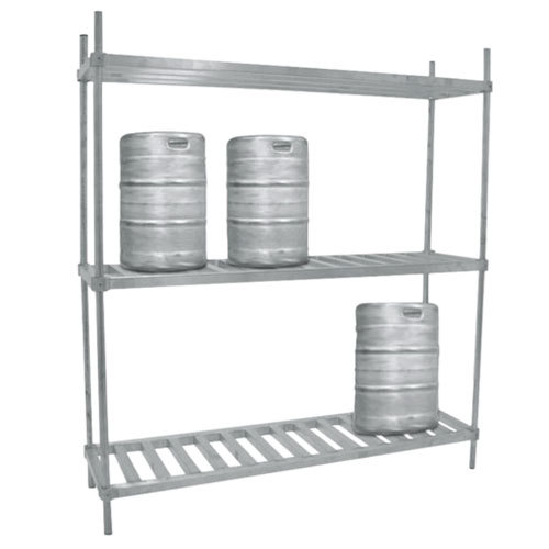 "Advance Tabco KR-72 Keg Rack - 72"" Main Image 1"