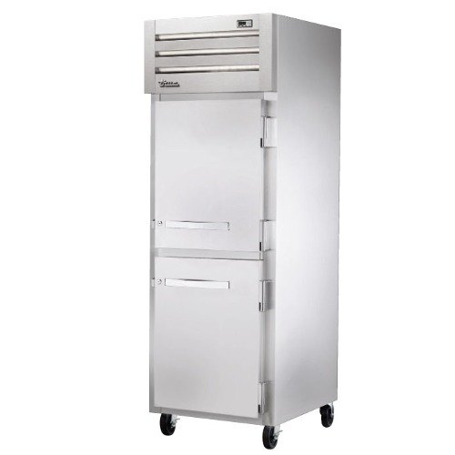 True STG1F-2HS Specification Series Two Solid Half Door Reach In Freezer