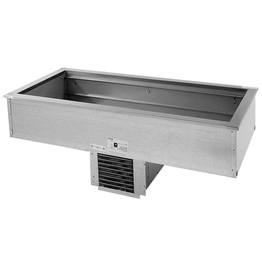 Superieur Delfield N8156B Four Pan Drop In Refrigerated Cold Food Well
