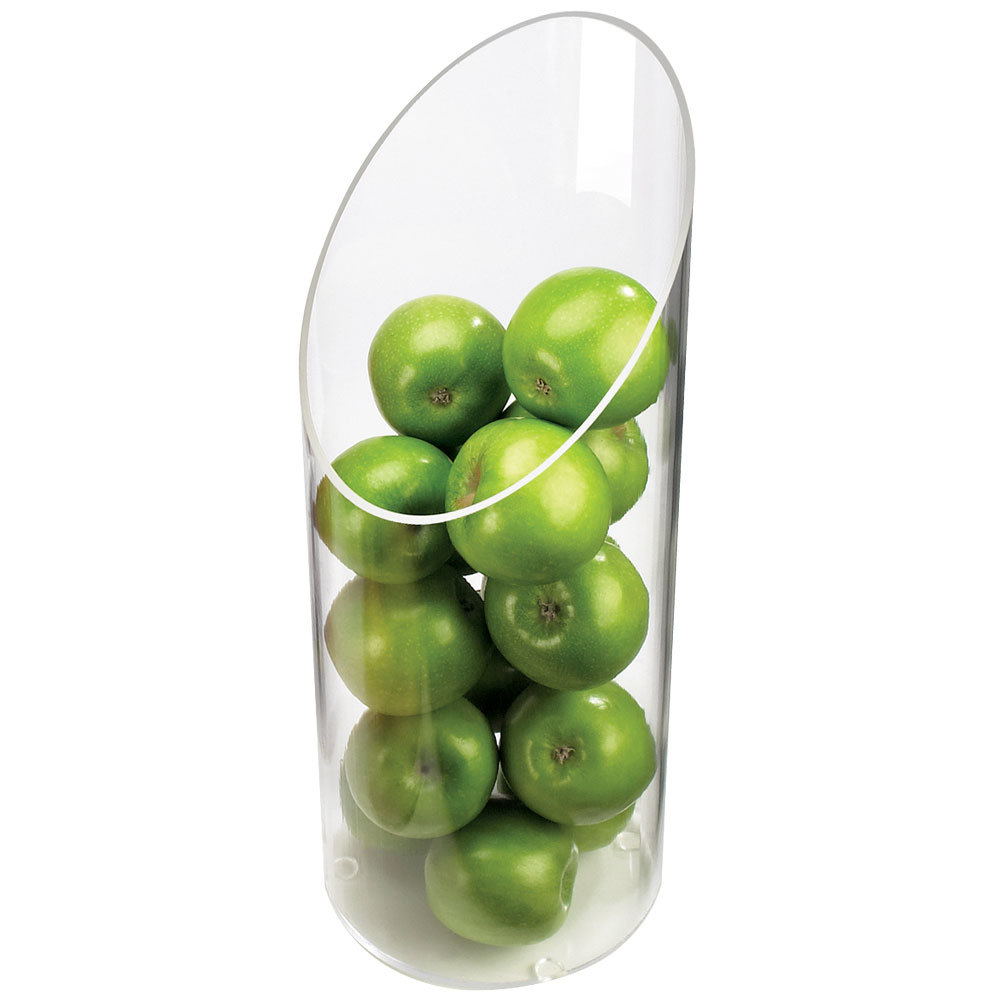 Wholesale plastic vases choice image vases design picture plastic vases plastic vases wholesale cal mil 1324 16 sloped clear plastic accent display vase 6 reviewsmspy