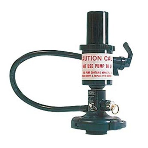 """Micro Matic BJ-100A-3 3"""" Black Grabber with HP-300 3"""" Pump"""