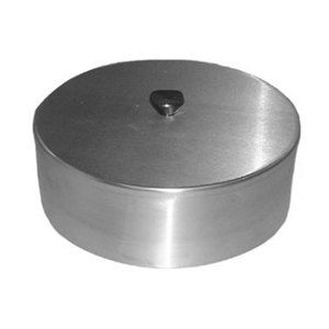 APW Wyott 21782500 Dome Cover for L-9, SL-9, HL-9, and HL-9A Dish Dispensers Main Image 1