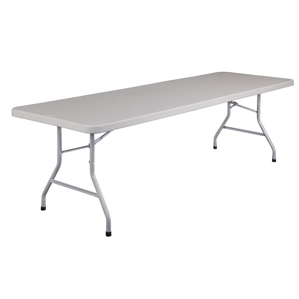 Plastic Folding Table : National Public Seating BT3096 30