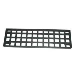 APW Wyott 21813500 Bottom Rock Grate for Workline CharRock Charbroilers Main Image 1