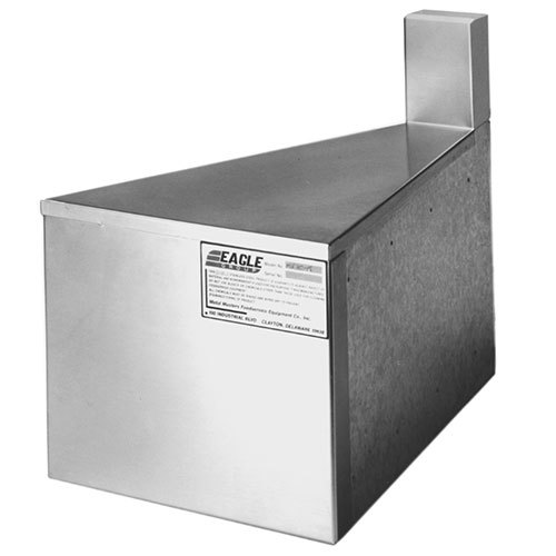 Eagle Group MF45-22 Modular Front Angle Filler for 2200 Series Underbar Units Main Image 1