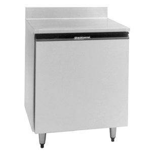 """Delfield 402 27"""" Worktop Refrigerator with One Door and Backsplash"""