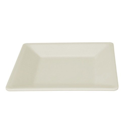 """Thunder Group PS3211V Passion Pearl 10 1/4"""" Square Plate - 12/Pack"""